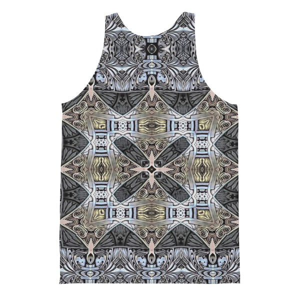 Engravingdness - Unisex Classic Fit Tank Top - Design Forms Of Art