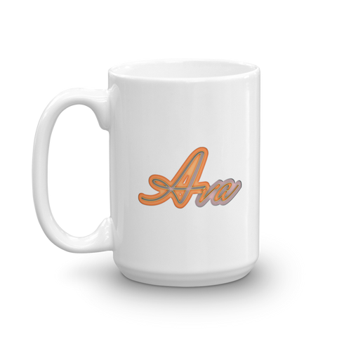 AVA Mug - Design Forms Of Art
