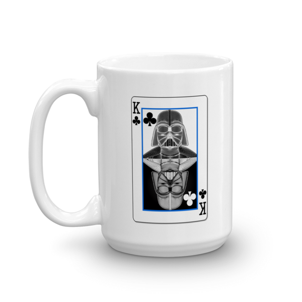 Darth Vader - King of Clubs - Yin-Yang Mug