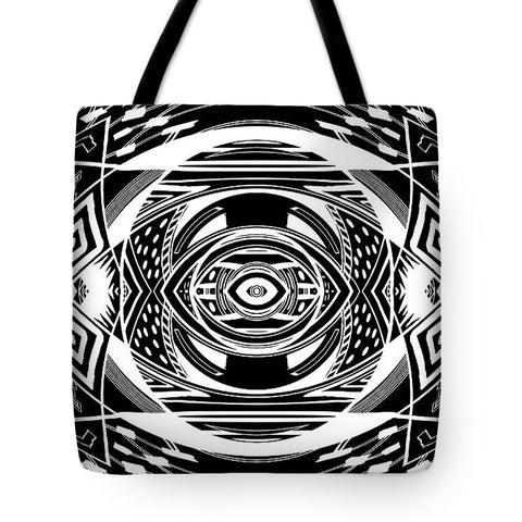 Mystical Eye - Tote Bag - Design Forms Of Art