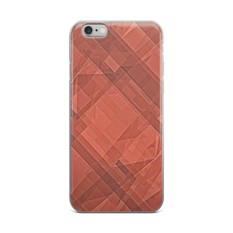 Bloody Crystallization iPhone Case - Design Forms Of Art