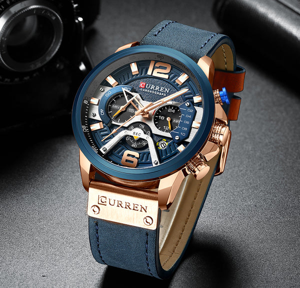 Luxury Sports Man Watch - B - Design Forms Of Art