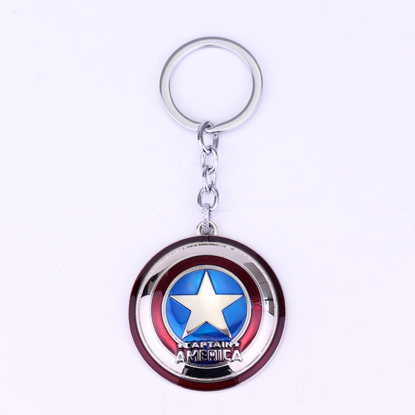 Avengers Keychains • Free Shipping - Design Forms Of Art