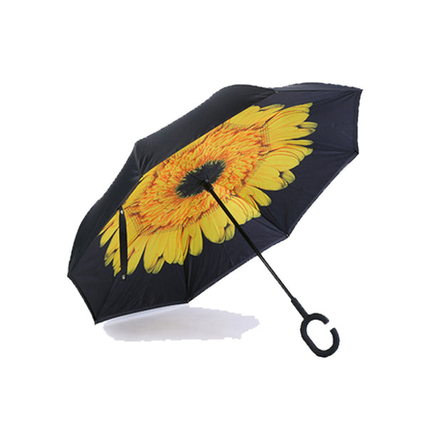 Reversible Double Windproof Umbrella - A • Free Shipping