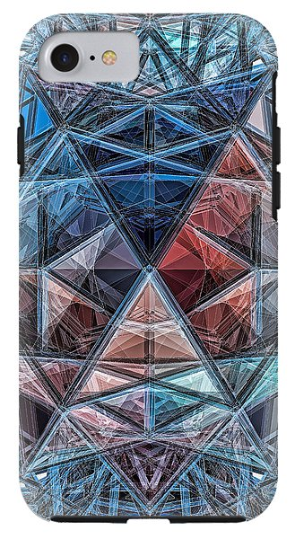 Structurrystallization   - Phone Case - Design Forms Of Art