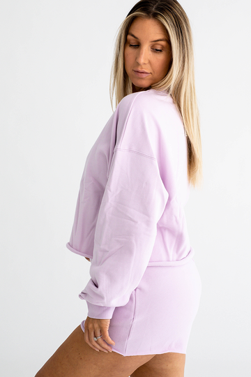 Jersey Crew  (Lilac)