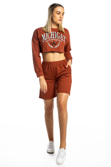 Michigan Top  (Rust)