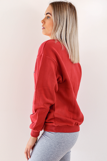 Leisure Jumper (Red)
