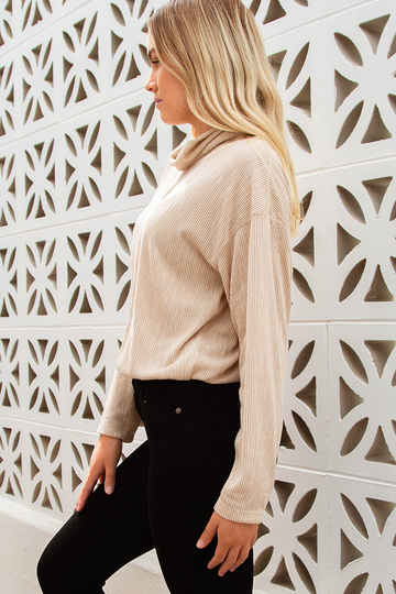 Kennedy Knit (Beige)