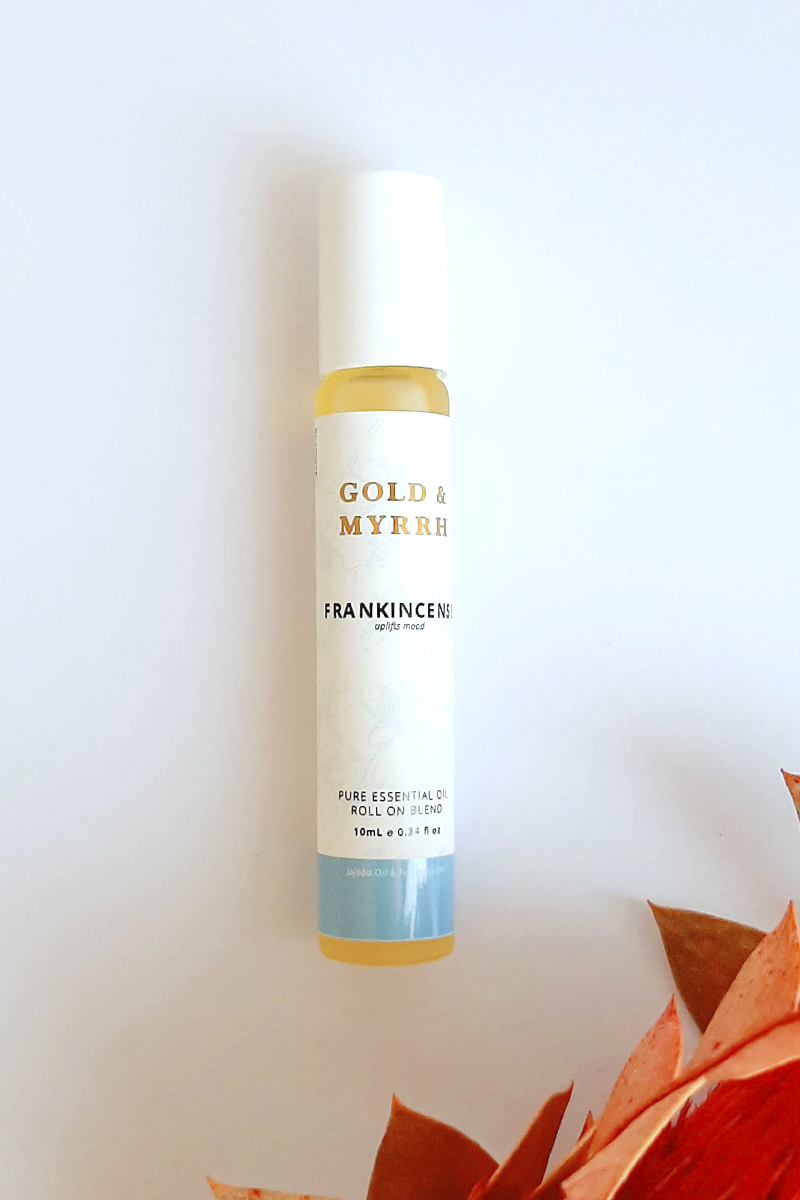Frankincense Roll-on Blend - Uplift Mood