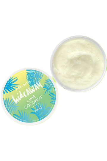 Hideaway Body Balm (Lime Coconut)