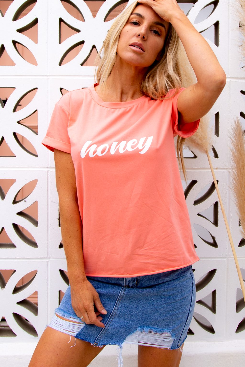 Honey Top (Coral)