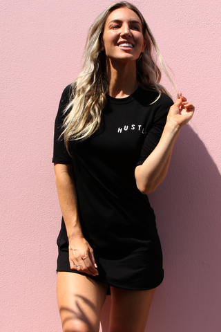 Hustle Tee (Black)