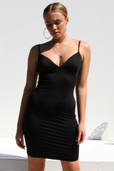 Jacinta Dress (Black)