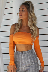 Kendall Crop (Orange)