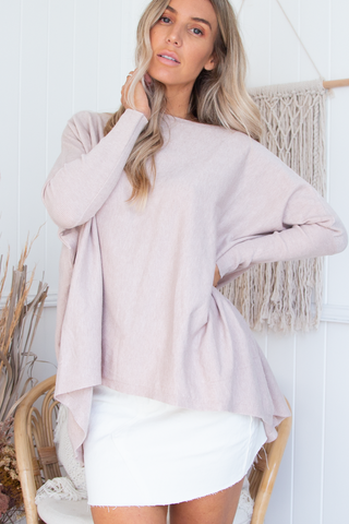 Shiloh Top (Blush)