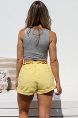 Jordan Shorts (Yellow)
