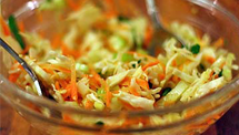 Dressed Up Coleslaw