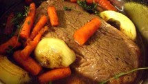 Light and Tasty Crock Pot Roast