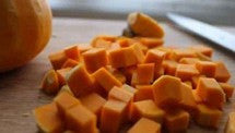 Roasted and Glazed Butternut Squash