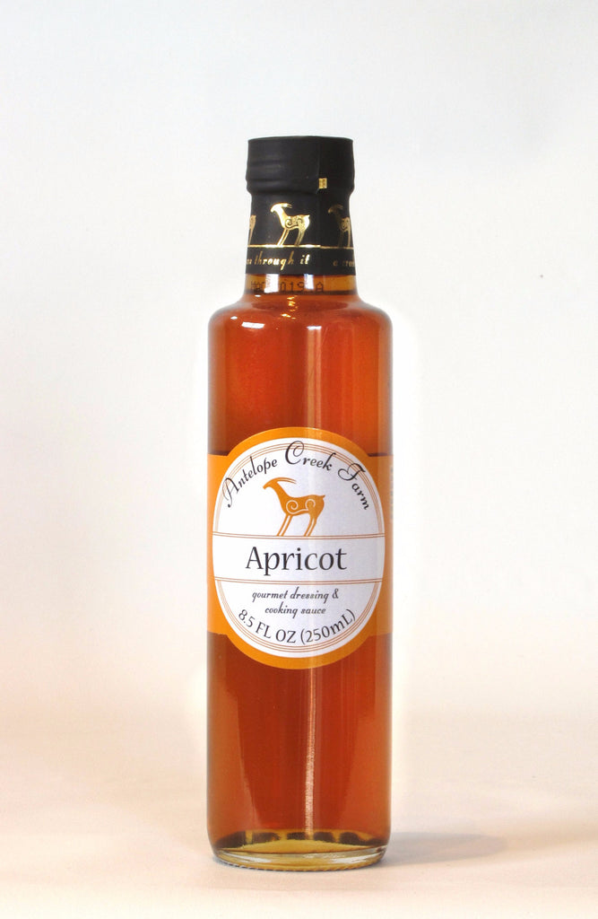 Apricot Gourmet Dressing and Cooking Sauce