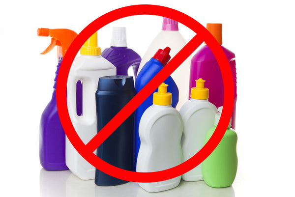 How safe is your home? Dangers in modern cleaning products and a natural solution