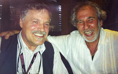 Soulmate's time-out; Dr.Thomas with Prof. Bruce Lipton