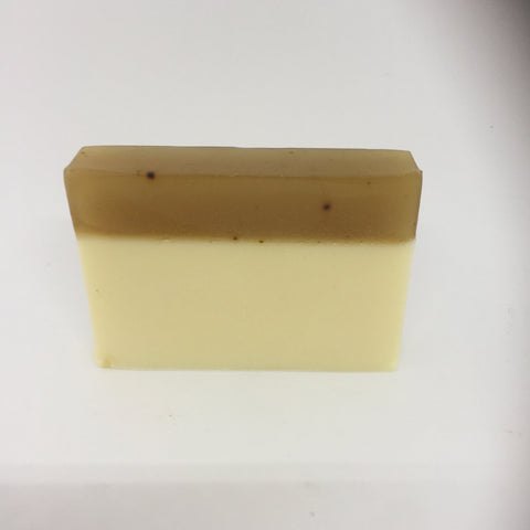 Organic Green Tea, Lavender and Lime Handmade Soap