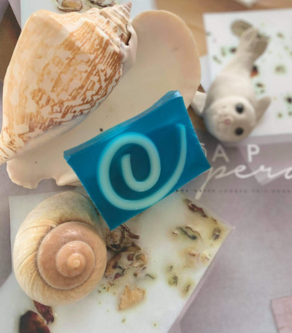 Ocean Wave Loaf Soap 100gm