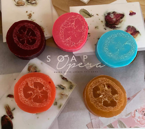Loofah Soap 110gm