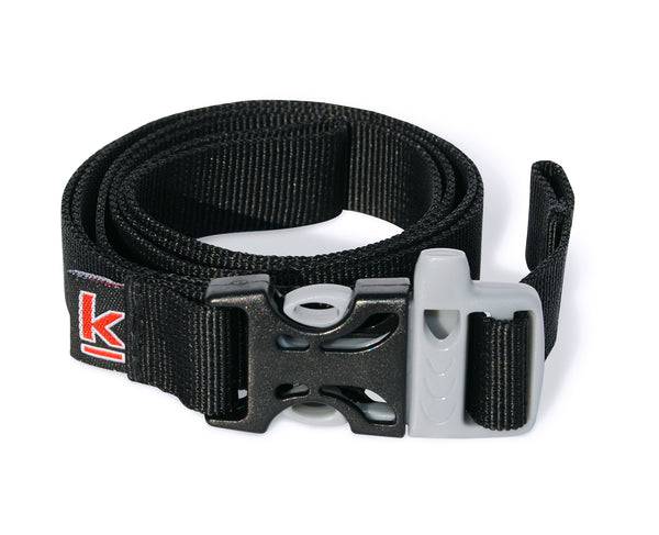 Dinosaur Black chalk bag Krieg Climbing
