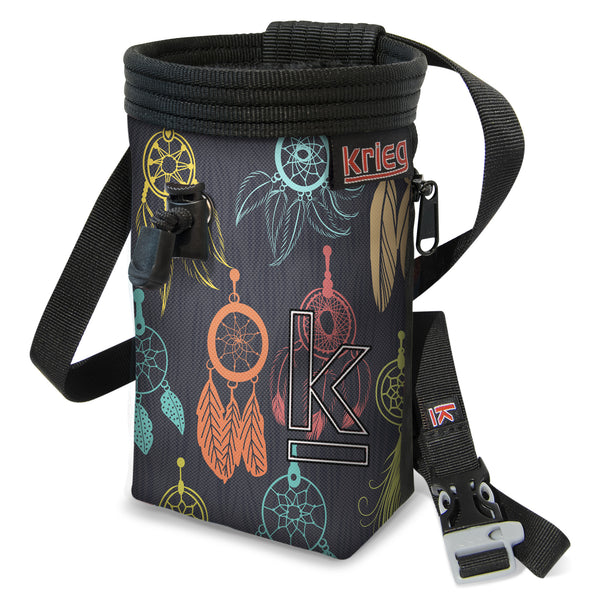 Dream Cather chalk bag Krieg Climbing