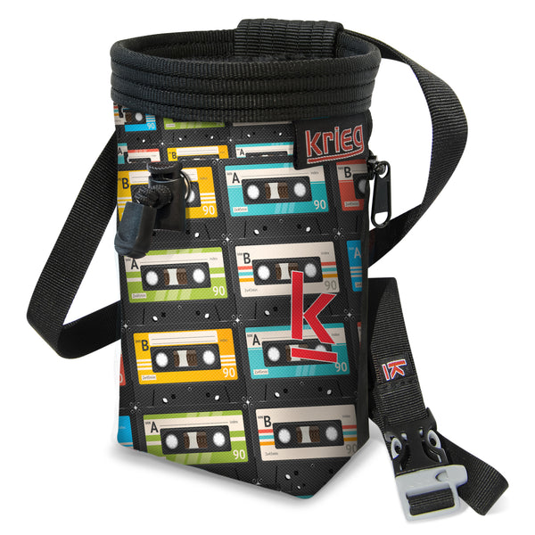 Mix tapes Climbing Chalk Bag Krieg