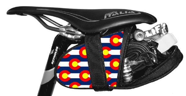 Colorado C Saddle Bag Seat Wedge Krieg
