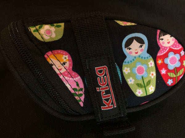 Russian Dolls Krieg Cycling Bag Seat Wedge