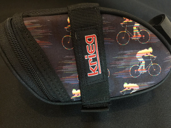 Little Biker dudes Krieg Cycling Bag Seat Wedge