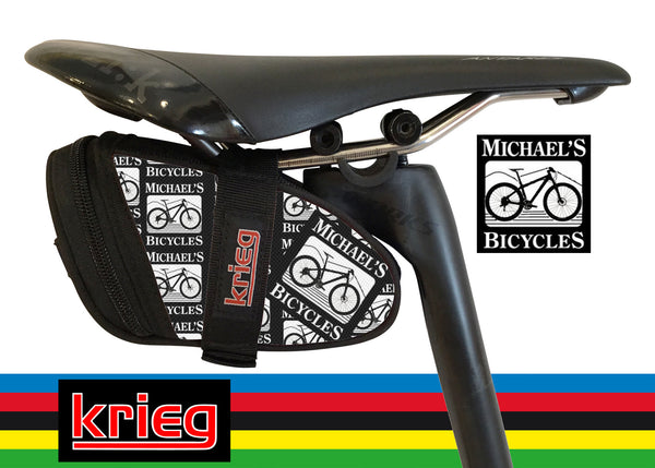 Custom Krieg Cycling Bike bag