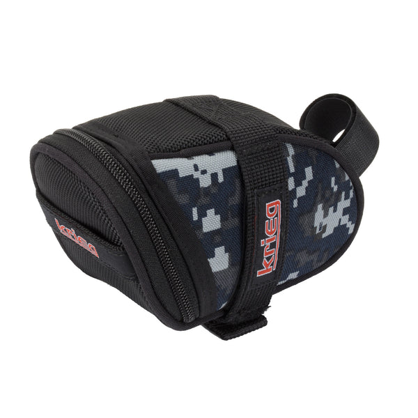 Digi Camoflage Saddle Bag Seat Wedge