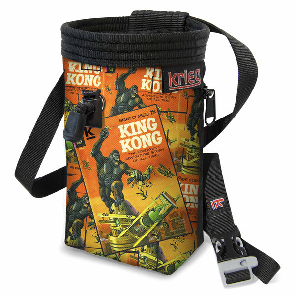 Krieg King Kong Ape Climbing Chalk Bag