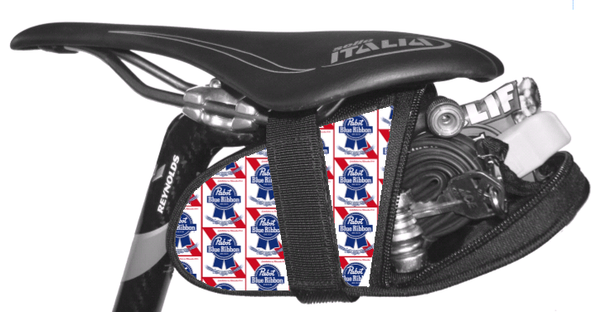 PBR samples Saddle Bag Seat Wedge Krieg