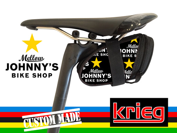 Mellow Johnny's Custom Krieg Bike bag