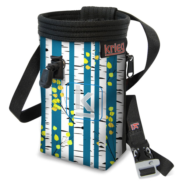 Aspen Trees Climbing Chalk Bag Krieg
