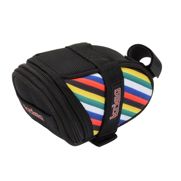 World Champion Stripes Saddle Bag Seat Wedge
