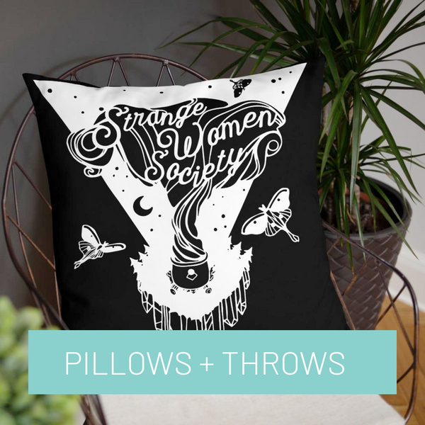Throws + Pillows