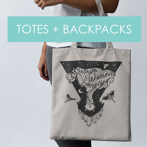 Backpacks + Totes