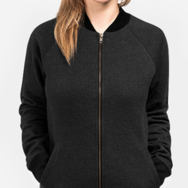 The Strange Ladies Bomber Zip Up