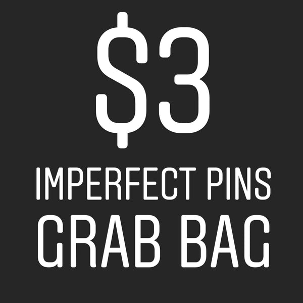 Imperfect Pin Grab Bag