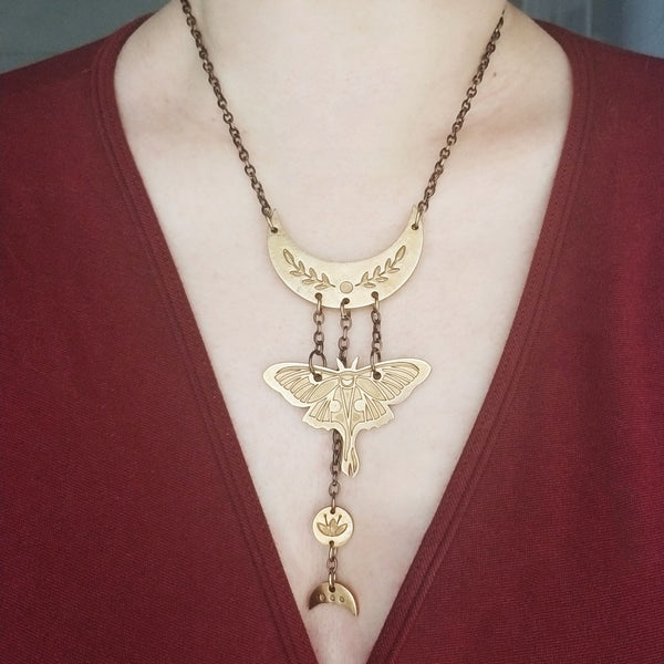 Moon Magic Necklace