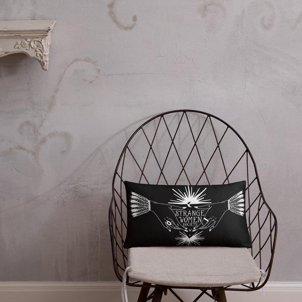 Secret Society Pillow