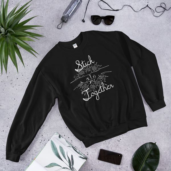 Stick Together Sweatshirt